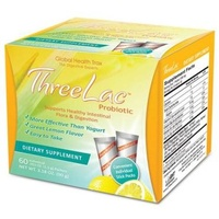 THREELAC | 60 Sachets | For intestinal health