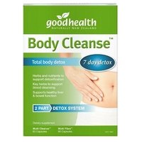 Body Cleanse Total Body Detox Kit