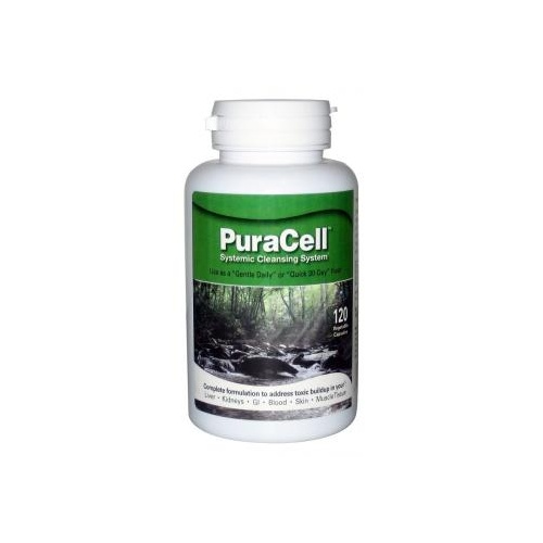 PuraCell Systemic Cleanser | 120 Caps