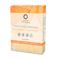 detox foot patches | 7 pairs | 1 box