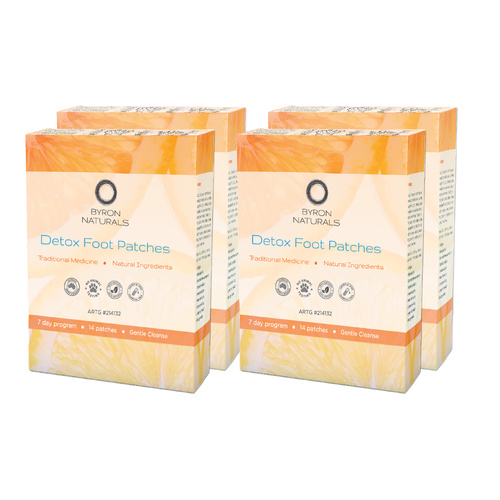 Detox Foot Patches | 28 pairs | 4 boxes